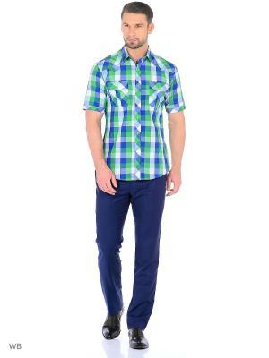 Рубашка CARAT.. Цвет: светло-зеленый