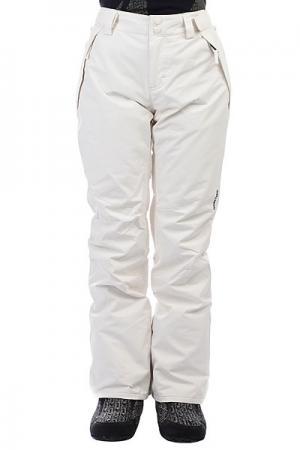 Штаны сноубордические женские  Malla Cool Wip Billabong. Цвет: бежевый