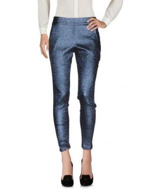 Повседневные брюки SHIRTAPORTER. Цвет: синий