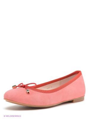 Балетки SK. Цвет: розовый