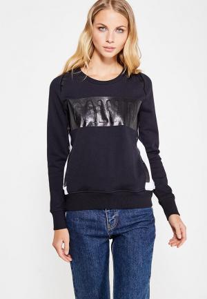 Свитшот Calvin Klein Jeans. Цвет: черный