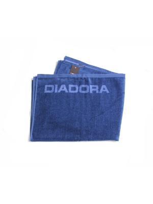 Полотенца пляжные DIADORA. Цвет: темно-синий