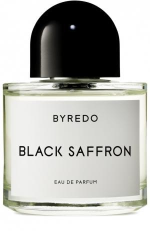 Парфюмерная вода Black Saffron Byredo. Цвет: бесцветный