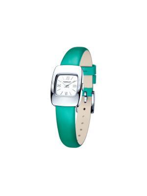 Часы ювелирные коллекция Why not SOKOLOV. Цвет: бирюзовый, белый
