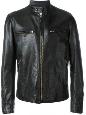 Куртка Django Punk Htc Hollywood Trading Company. Цвет: чёрный