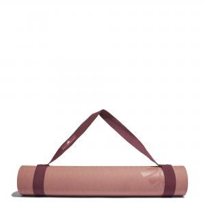 Коврик для йоги  by Stella McCartney adidas. Цвет: красный