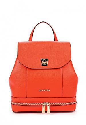 Рюкзак Cromia. Цвет: оранжевый