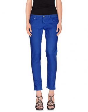 Джинсовые брюки 2W2M. Цвет: пастельно-синий