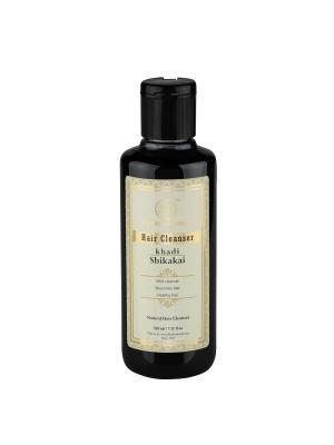 Шампунь Шикакай для укрепления волос Khadi Natural. Цвет: темно-зеленый