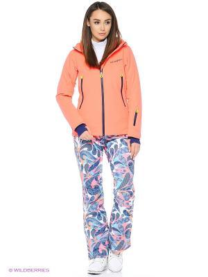 Куртка Stayer. Цвет: персиковый