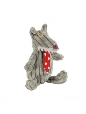 Игрушка Deglingos Волк BigBos - Simply 15cm. Цвет: серый