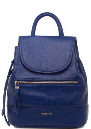 Рюкзак Carla C. Цвет: синий