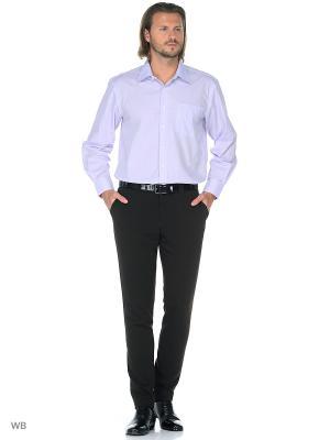 Рубашка Conti Uomo. Цвет: сиреневый