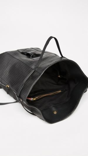 Franklin Perforated Backpack Jerome Dreyfuss