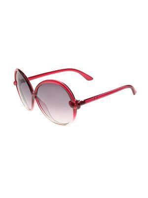 Очки Migura. Цвет: бордовый