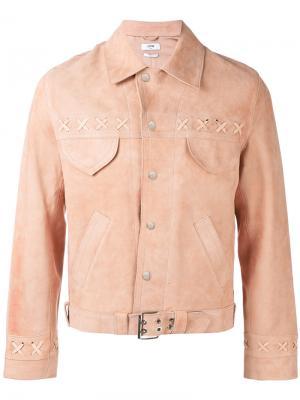 Куртка Austin Cmmn Swdn. Цвет: розовый и фиолетовый