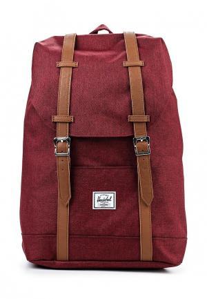 Рюкзак Herschel Supply Co. Цвет: бордовый