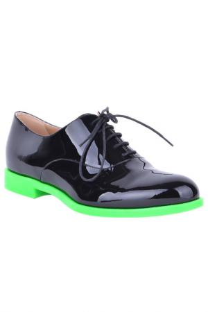 SHOES Marco Barbabella. Цвет: black and green