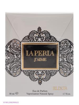Парфюмерная вода LA PERLA JAIME ELIXIR EDP 50ML. Цвет: прозрачный