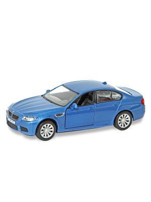 Машина металлическая BMW M5, 1:32. HOFFMANN. Цвет: синий