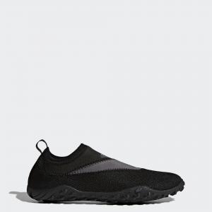 Коралловые тапочки Climacool Kurobe  TERREX adidas. Цвет: черный