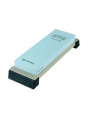 Ножеточка CHROMA ST-1000 камень зерно 1000. Цвет: черный, бирюзовый, бежевый
