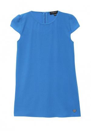Платье Jacob Lee. Цвет: голубой