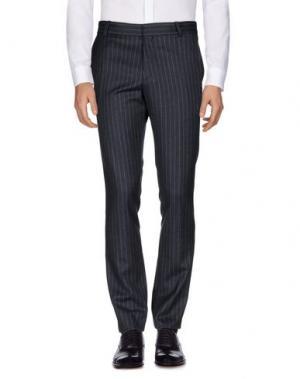 Повседневные брюки JEAN PAUL GAULTIER. Цвет: темно-синий