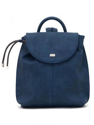 Рюкзак Solo true bags. Цвет: синий