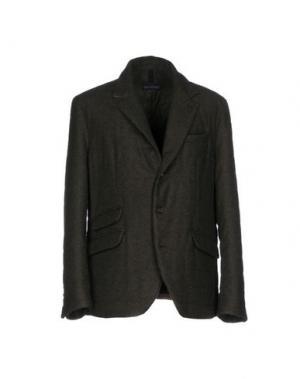 Куртка AQUARAMA. Цвет: темно-зеленый