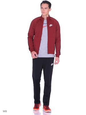 Спортивный костюм M NSW TRK SUIT PK SEASON Nike. Цвет: красный
