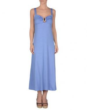 Пляжное платье CHRISTIES. Цвет: сиреневый