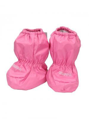 Пинетки для малышей BROOK HUPPA. Цвет: розовый