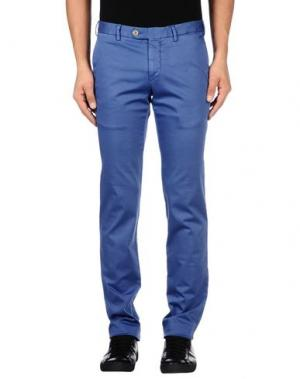 Повседневные брюки GERMANO. Цвет: пастельно-синий