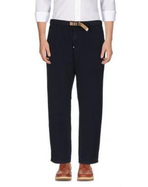 Повседневные брюки WHITE SAND 88. Цвет: темно-синий
