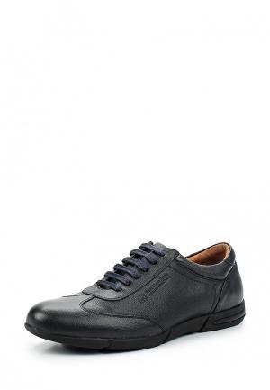 Кроссовки Quattrocomforto. Цвет: синий
