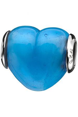 Подвеска Color heart Sterlinks. Цвет: none