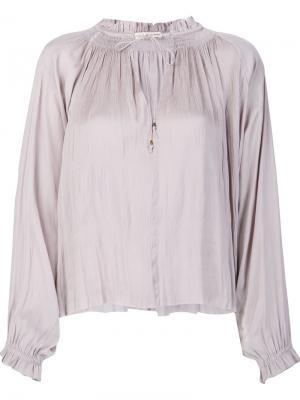 Rosamund blouse Ulla Johnson. Цвет: телесный