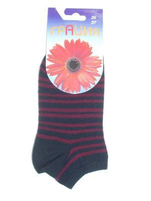 Носки женские М 1005 Грация. Цвет: синий
