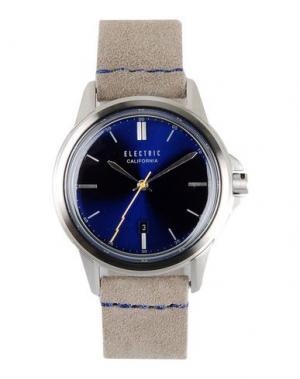 Наручные часы ELECTRIC. Цвет: синий