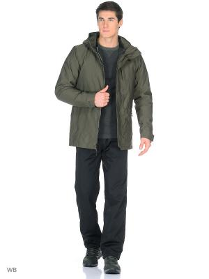 Куртка OUTER BORO The North Face. Цвет: хаки
