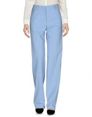 Повседневные брюки ARGONNE. Цвет: лазурный