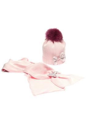 Комплект Il Trenino. Цвет: розовый