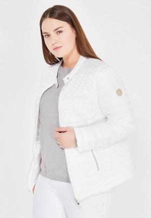 Куртка утепленная Wega. Цвет: белый