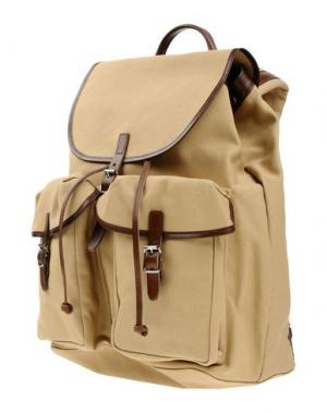 Рюкзаки и сумки на пояс CLUB MONACO. Цвет: бежевый