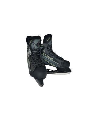 Коньки хоккейные ICE BLADE Wicked 1/6. Цвет: черный