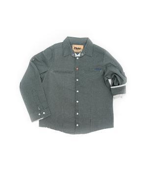 Рубашка Pilota. Цвет: хаки