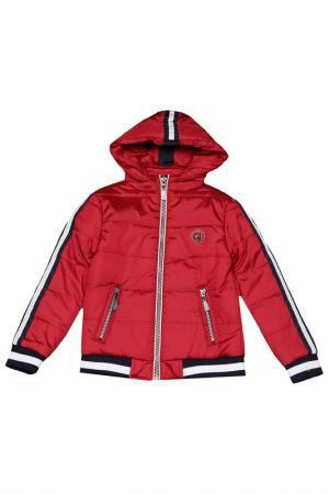 Куртка Gaudi. Цвет: 2431 красный