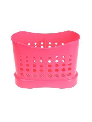 Подставка для столовых приборов Migura. Цвет: розовый