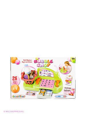 Игровой набор Мини-магазин Ecoiffier. Цвет: зеленый, розовый